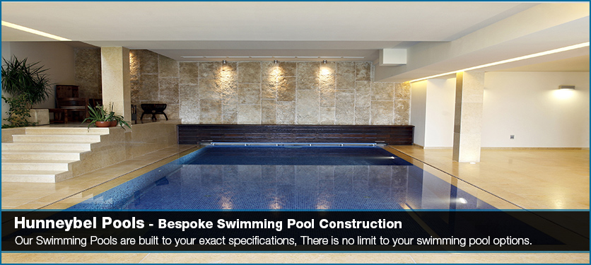 Swimming Pool Construction - Hunneybel Pools